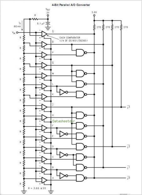 DS1651 circuits