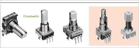 EC11B15242AE pinout,Pin out