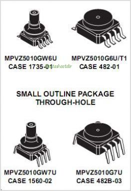 MPVZ5010 pinout,Pin out