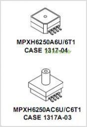 MPXH6250A pinout,Pin out