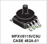 MPXV6115V pinout,Pin out