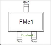 FM51 pinout,Pin out