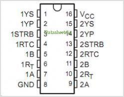 SN55115 pinout,Pin out