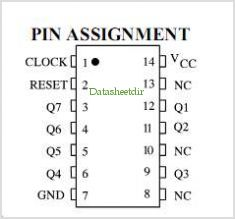 IW4024B pinout,Pin out