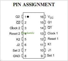IW4027BN pinout,Pin out