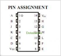 IW4011B pinout,Pin out
