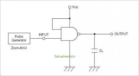 ML74WL00SRG circuits