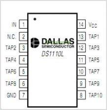 DS1110L pinout,Pin out