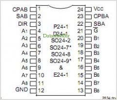 IDT74FCT648AT pinout,Pin out