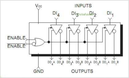 SP26LV431 circuits
