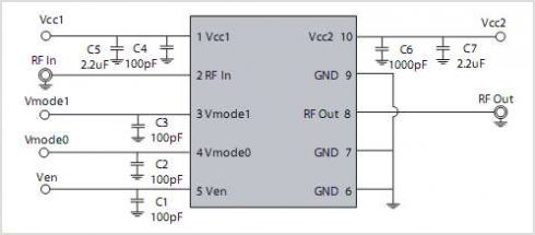 ACPM-7331-OR1 circuits