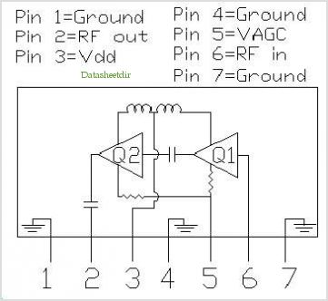 MADQ02 pinout,Pin out