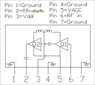 MCDK22 pinout,Pin out