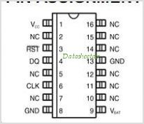 DS1200ST-R pinout,Pin out