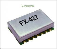 FX-427 pinout,Pin out