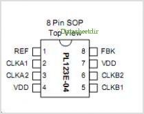 PL123E-042SC-R pinout,Pin out