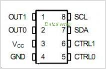 DS1077 pinout,Pin out