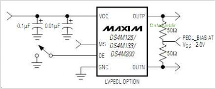 DS4M133 circuits