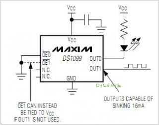 DS1099 circuits