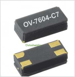 OV-7604-C7 pinout,Pin out