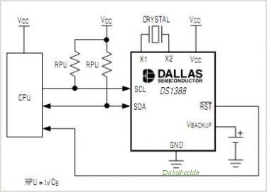 DS1388 circuits