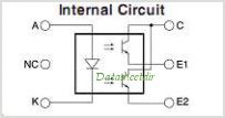 EE-SX1131 pinout,Pin out
