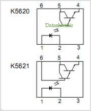 K5620 pinout,Pin out