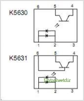 K5631 pinout,Pin out