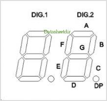 BL-D56A-22 pinout,Pin out