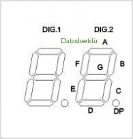 BL-D56A-24 pinout,Pin out