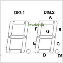 BL-D56C-23 pinout,Pin out