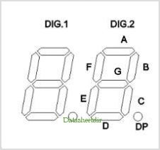 BL-D56E-22 pinout,Pin out