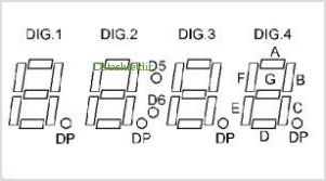 BL-Q56A-44 pinout,Pin out