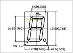 BS-C556RD pinout,Pin out