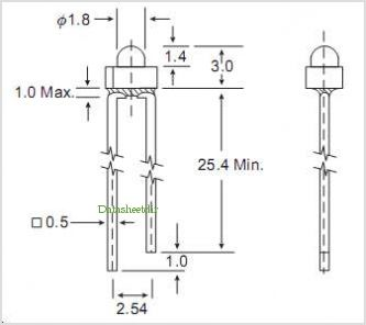 GB-184 pinout,Pin out