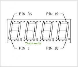 LDQ-A512RI pinout,Pin out