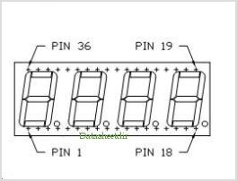 LDQ-C513RI pinout,Pin out