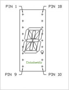 LDS-E3904RI-SI pinout,Pin out