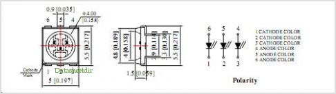 LL-R6050WC-W2-1D pinout,Pin out