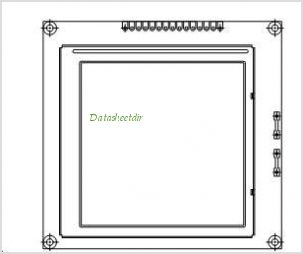 LCD-160G160A pinout,Pin out