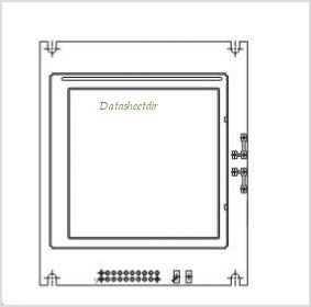 LCD-160G160B pinout,Pin out