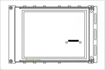 LCD-320G240B pinout,Pin out