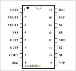 AP89021 pinout,Pin out