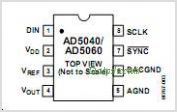 AD5040 pinout,Pin out