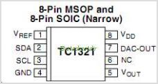 TC1321 pinout,Pin out