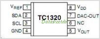 TC1320 pinout,Pin out