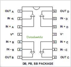 ALD4701 pinout,Pin out