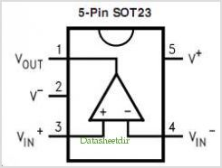LMP2014 pinout,Pin out