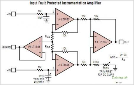 LT1885IS-PBF circuits