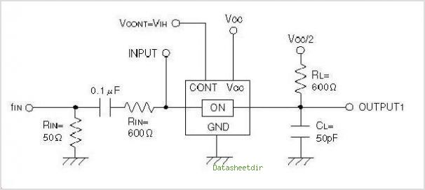ML74UL4066MRG circuits